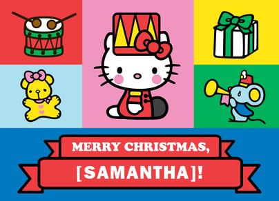 Hello Kitty Christmas.Hello Kitty Christmas Icons