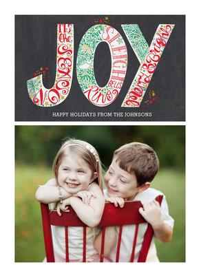 Lettering Joy 5x7 Flat Card