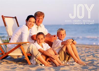 Modern Joy Lines 7x5 Postcard