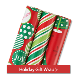 Holidiay Gift Wrap - featured media module #3