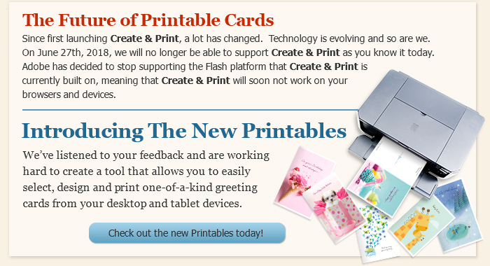 Free Printable Cards Print Greeting Cards from Home – Create and Print Birthday Cards Free