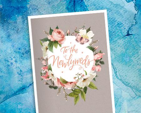 Printable Wedding Cards